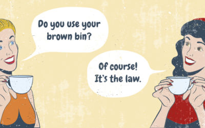 Time to get your Brown Bin!
